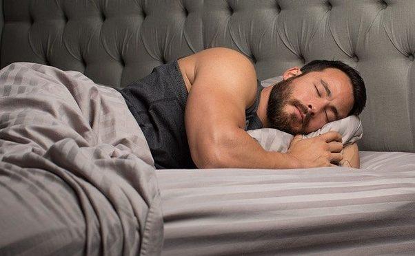 النوم المثالي