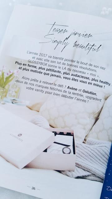 glossybox_janvier_2017_revue_blog_beaute