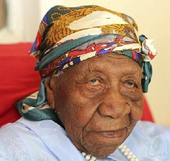 World's oldest woman 117 yearss