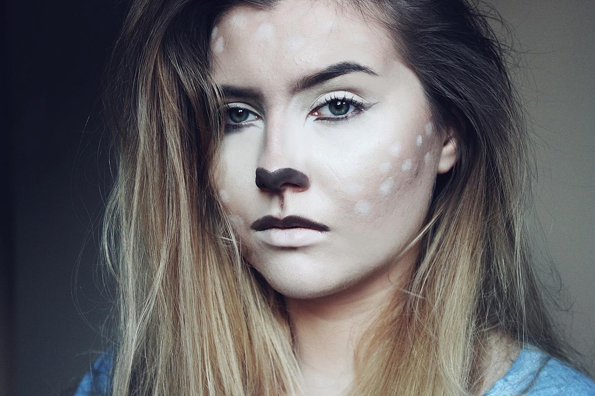 Świąteczny Makijaż / Halloween