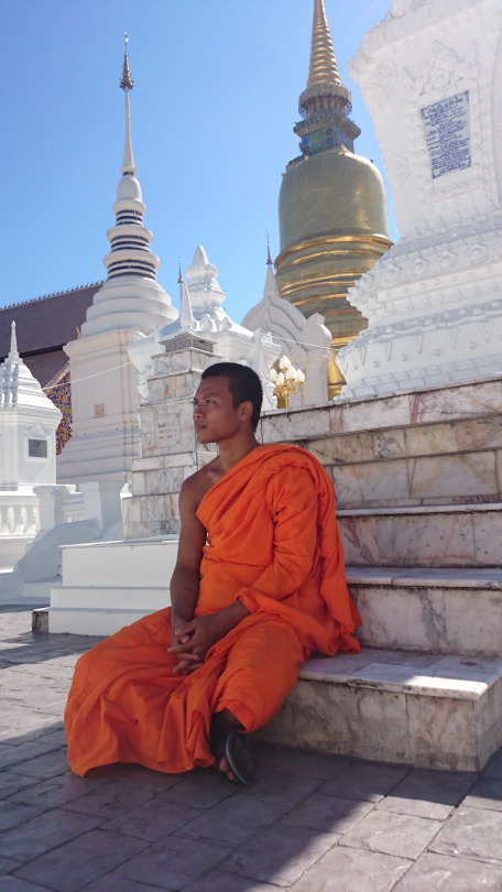 monk meaning in hindi