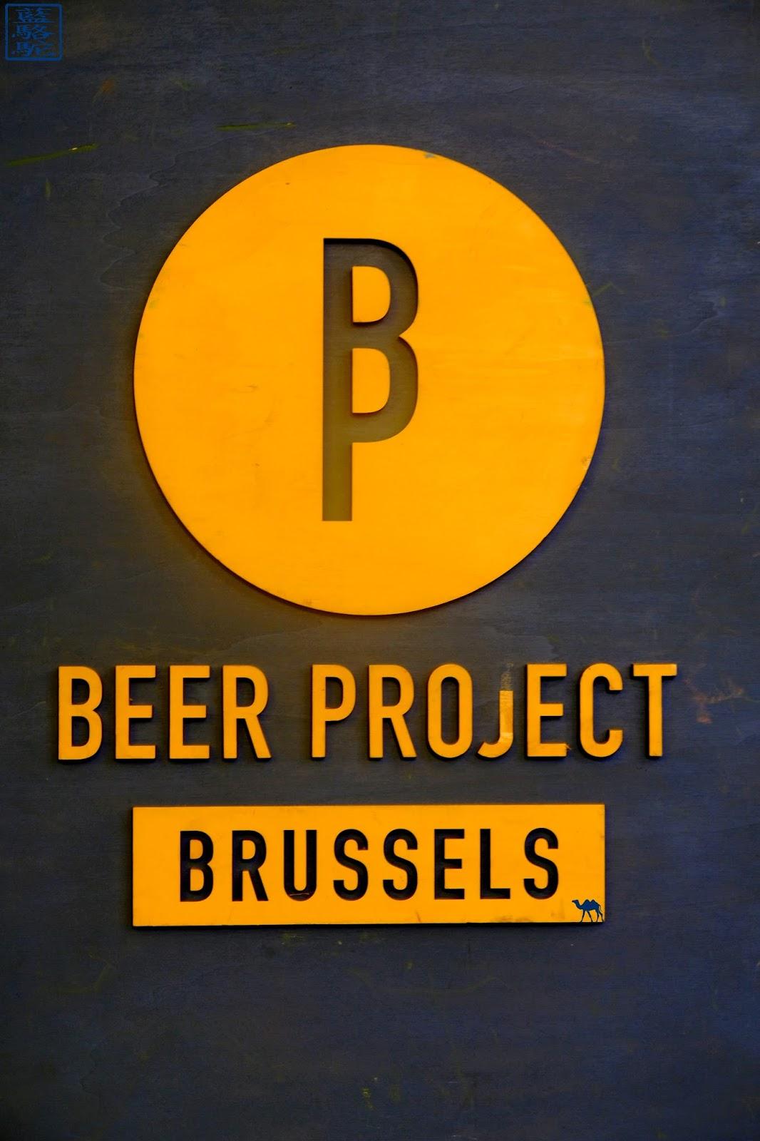 Le Chameau Bleu - Beer Project Brussels - Visiter Bruxelles quoi faire