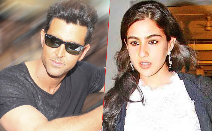 Hrithik Roshan, Sara Ali Khan New Upcoming movie made under Karan Johar's Next project movie release date, star cast, 2017 movie Poster