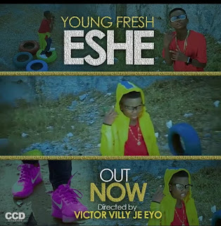 VIDEO: Young Fresh - Eshe (official video) ||@YOUNGFRESH_RAP