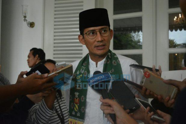 Pemprov DKI Gelar Takbiran di Lima Wilayah Jakarta