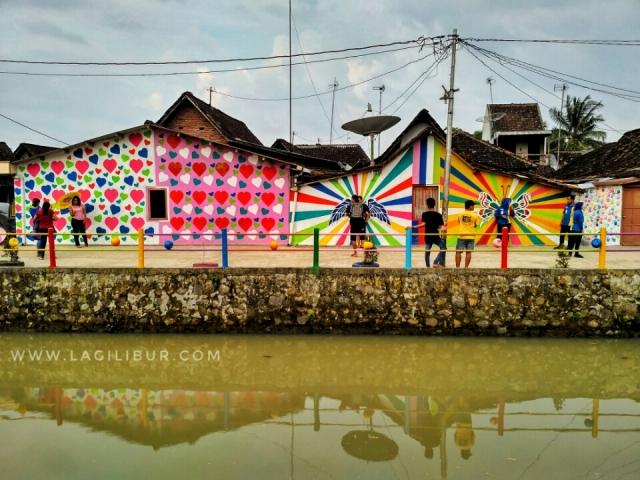 Kampung Kali Werno Bejalen Ambarawa