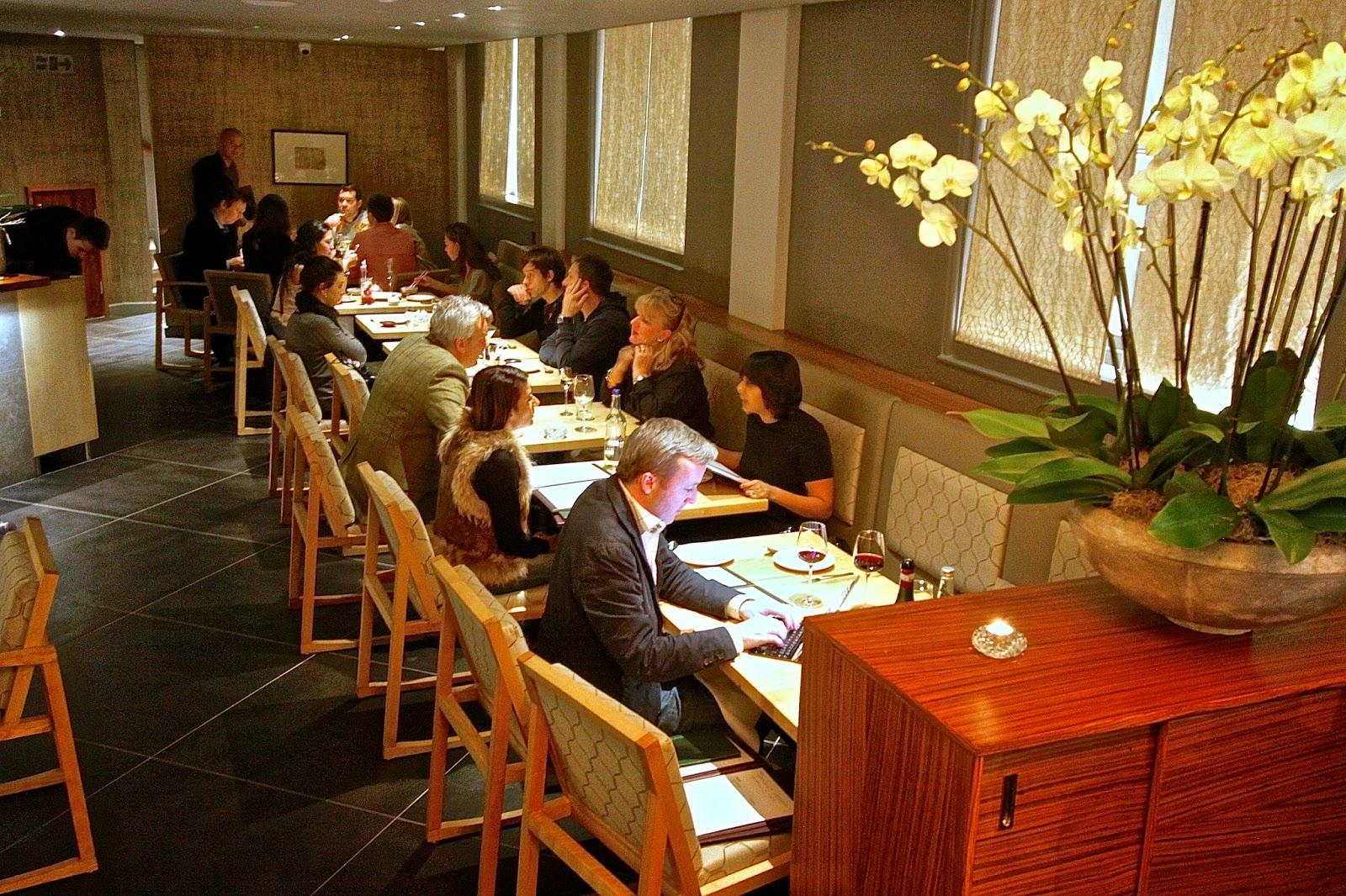 Zuma Japanese Restaurant Los Angeles