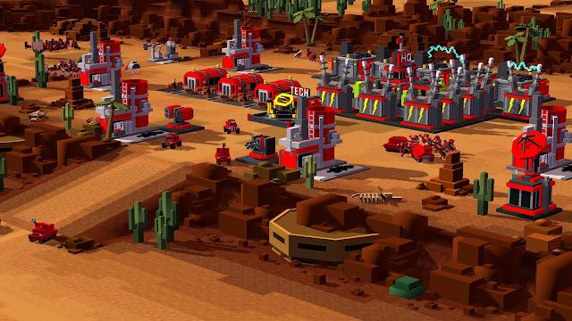 Screenshot from 8-Bit Armies