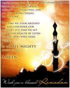 Ramadan Mubarak Wishes Cards: you a Mubarak Ramadan