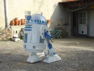 echelle 1 droide star wars