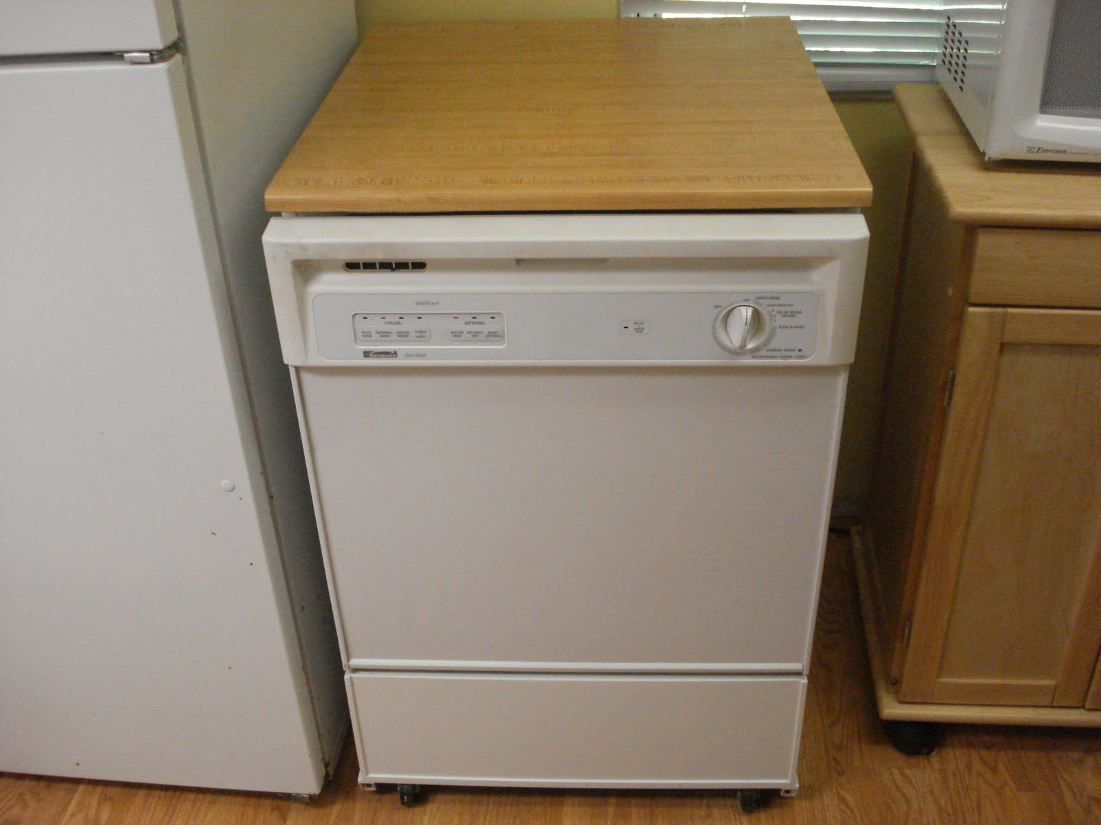 The Road Back To Mexico: *SOLD* Portable Dishwasher on ...