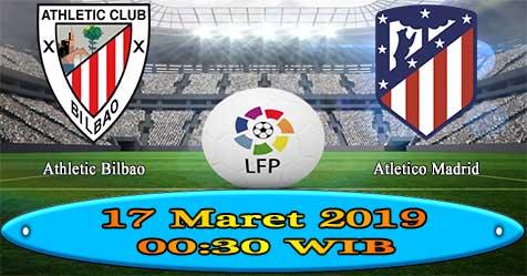 Prediksi Bola855 Athletic Bilbao vs Atletico Madrid 17 Maret 2019