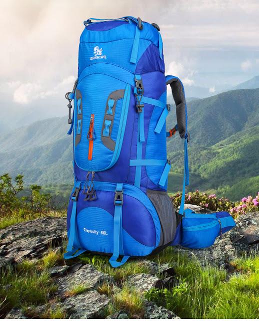 กระเป๋าเดินป่า JINSHIWQ
