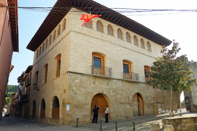 Casa del Vínculo, Puente la Reina