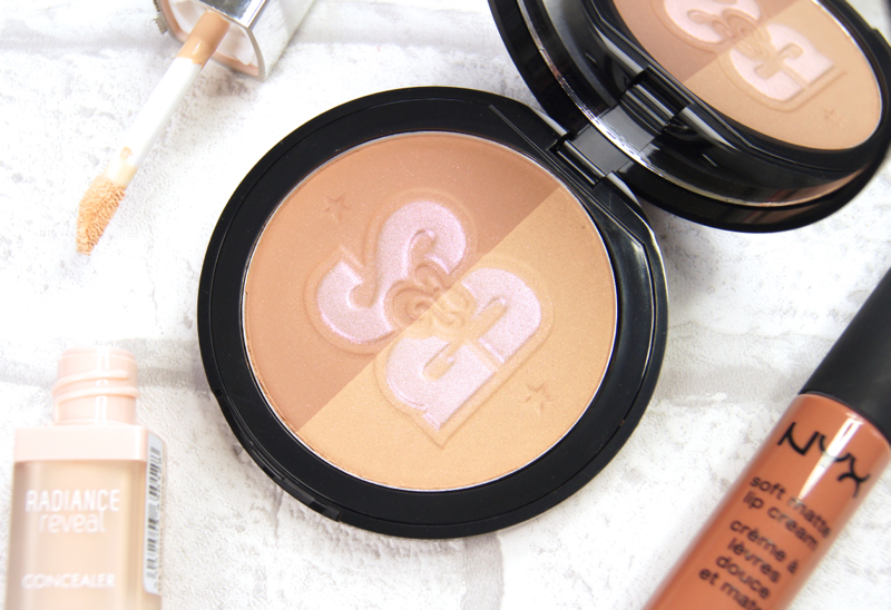 soap and glory solar powder bronzer review swatch