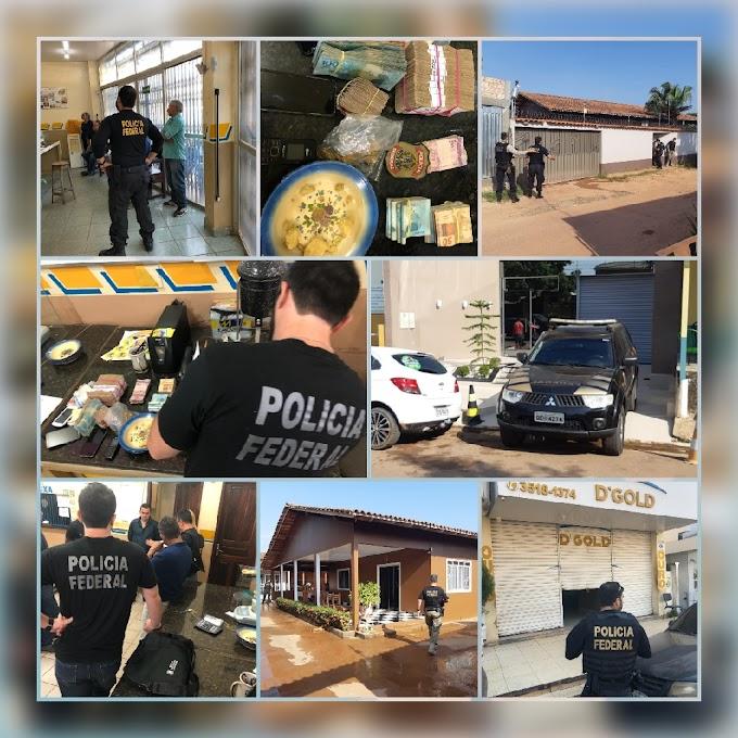 """Polícia Federal deflagra operação para combater """"lavagem"""" de ouro clandestino no Pará"""