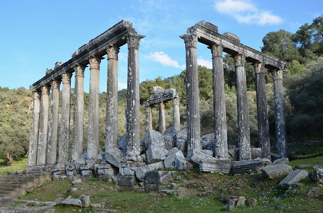 Temple of Zeus Lepsinos 'to regain former glory'