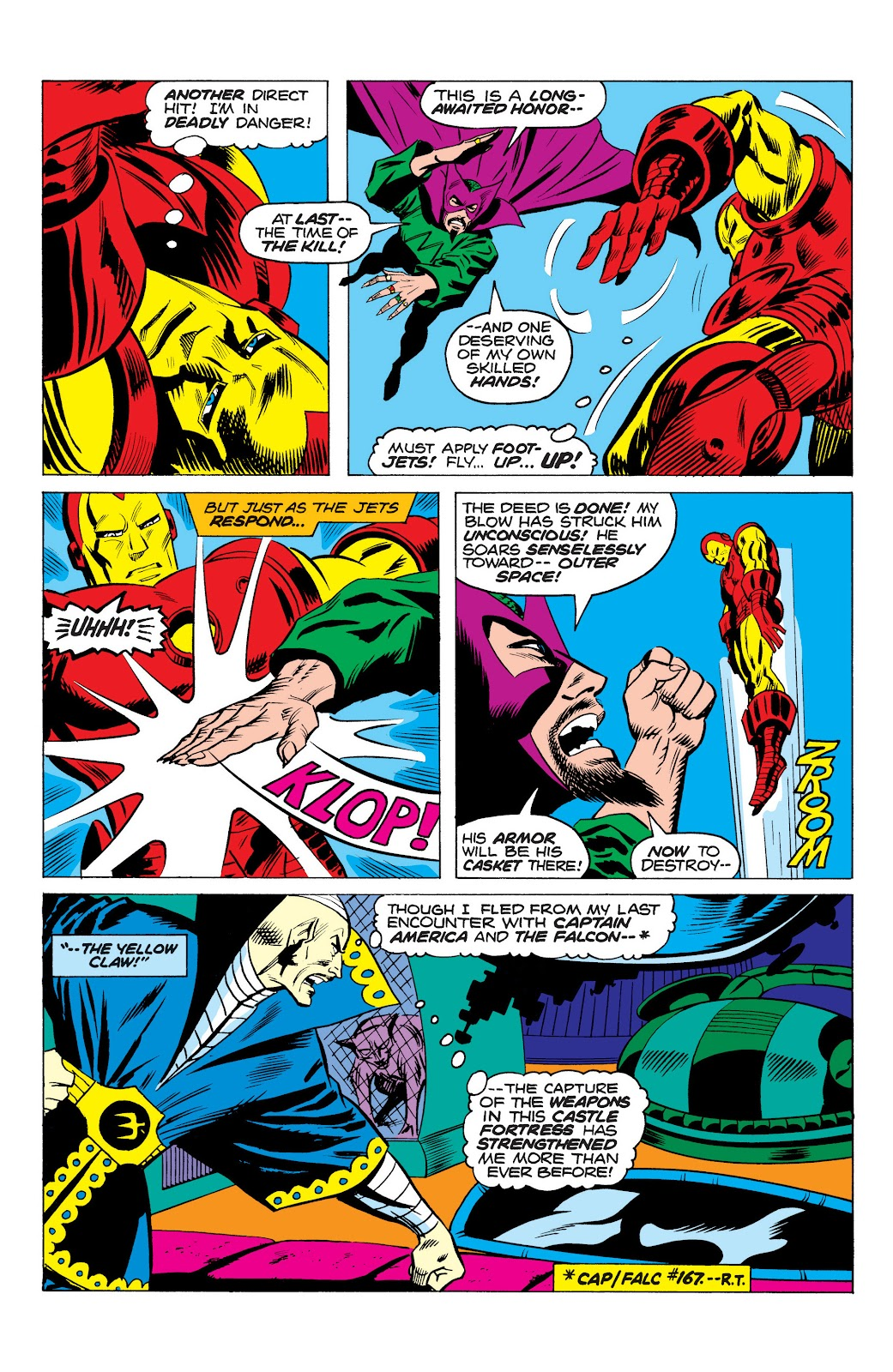 Read online Marvel Masterworks: The Invincible Iron Man comic -  Issue # TPB 10 (Part 1) - 40