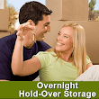 Moving Companies In MA: Overnight Storage