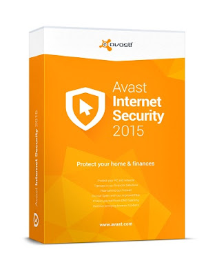 Avast Internet Security 2015 Gratis dan Legal