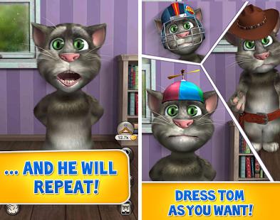Talking Tom Cat Latest Version APK