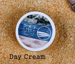 Day cream ocean fresh