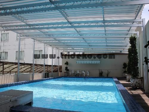 Spesialis atap buka tutup atap aluminium sunlouvre atap