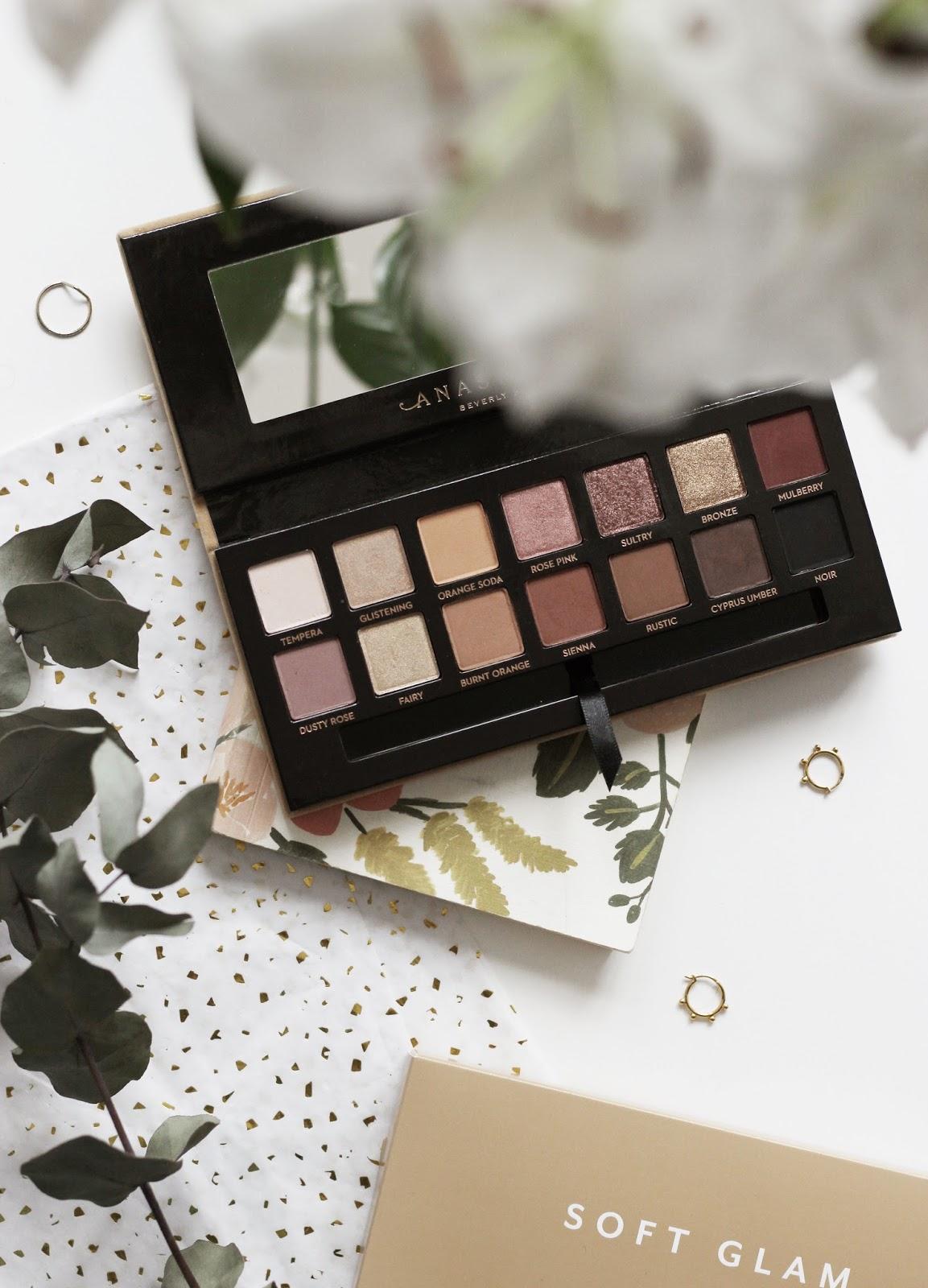 ABH Anastasia Beverly Hills Soft Glam Eyeshadow Palette First Impressions