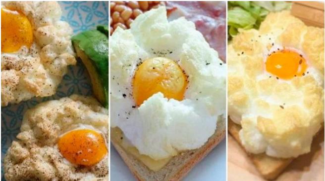 Haha,Ternyata Gampang Bikin Cloud Eggs ini, Kamu Hanya Harus Mencobanya Sekarang