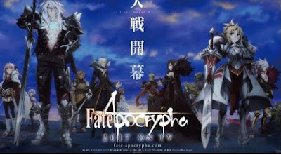 Fate Apocrypha Episode 16 Subtitle Indonesia