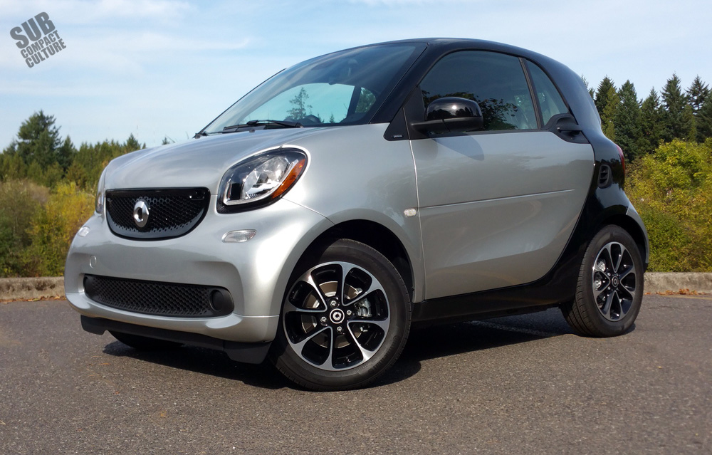 2016 Smart Fortwo Pion