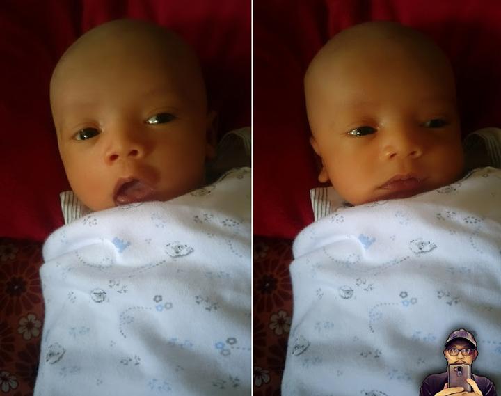 Foto Hasif Najmi - Baby Boy Baru Hasrul Hassan
