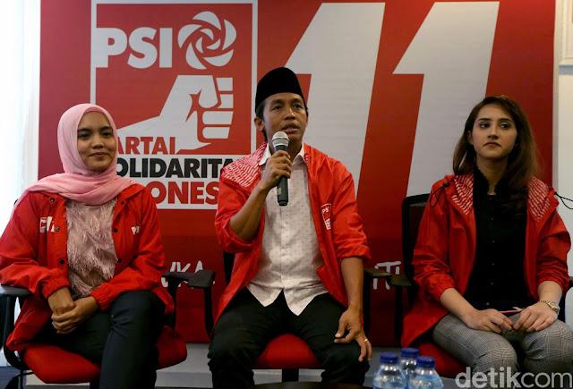 PSI: PKS Akan Bikin Pemerintahan Islam, Kami Akan Batalkan!
