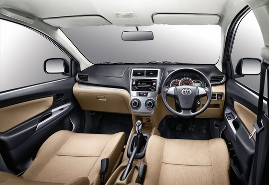 Grand New Avanza Type G 1.3 Cara Pengoperasian Audio All Kijang Innova 1 3 Harga Toyota Auto 2000 Medan 2019 Belakang Interior Mesin Dual Vvt I 300 Cc