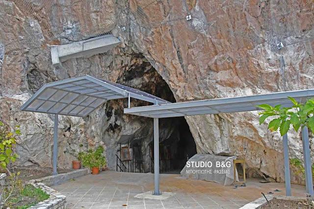 Ασφαλές και επισκέψιμο και πάλι το ιστορικό σπήλαιο Κεφαλαρίου