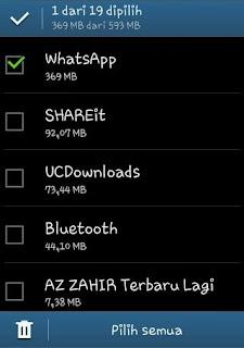 Cara Hapus Foto Whatsapp di Grup untuk Semua Anggota Secara Permanen