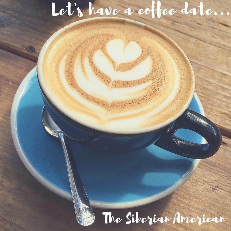 Dating coffee