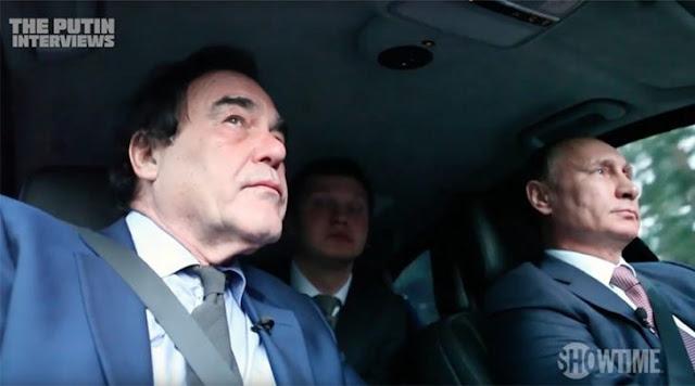 Putin ha sido blanco de 5 intentos de asesinato; un documental de Oliver Stone se acerca