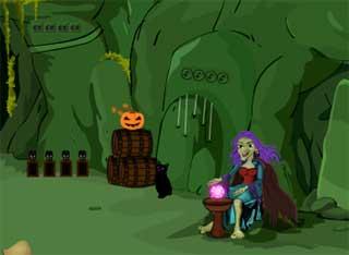Juegos de Escape con Brujas
