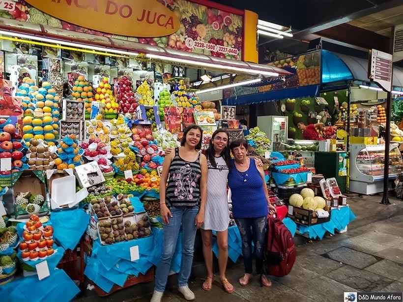 Mercadão de São Paulo - Mercado Municipal de de São Paulo