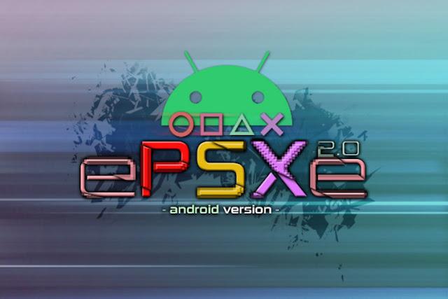 Cara Setting Epsxe Android Agar Tidak Lag dan Grafik Lebih Bagus