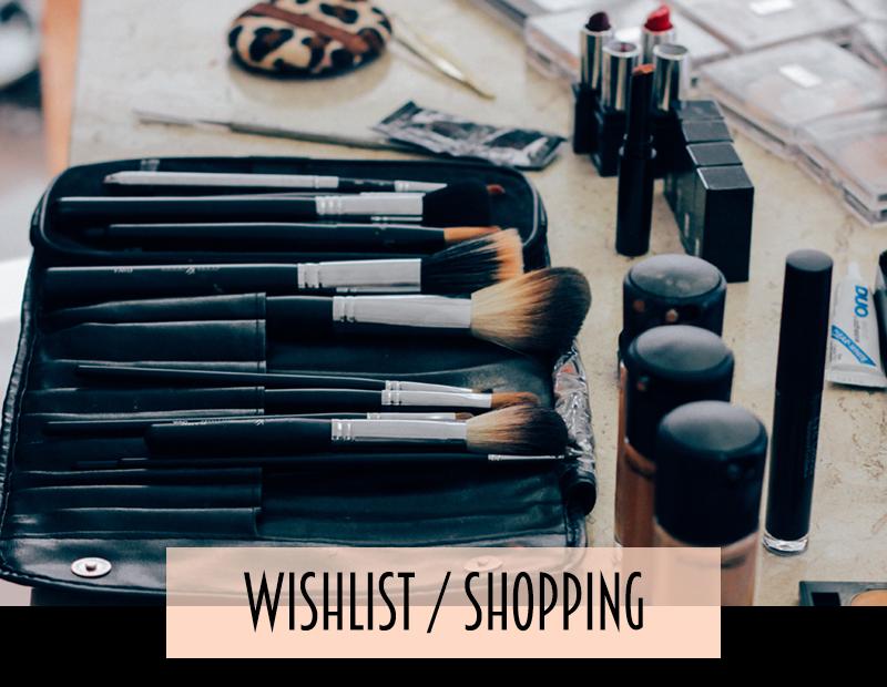 WishList Juin 2017