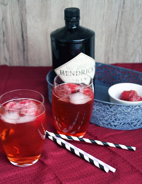 Drink Pink Empire mit Gin