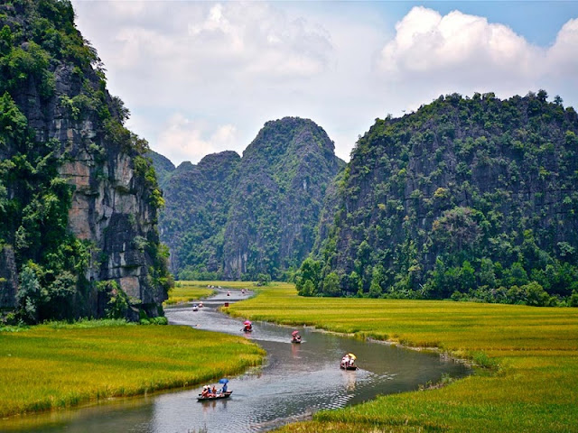 "Recommended ""must-see"" for day trips from Hanoi 2"