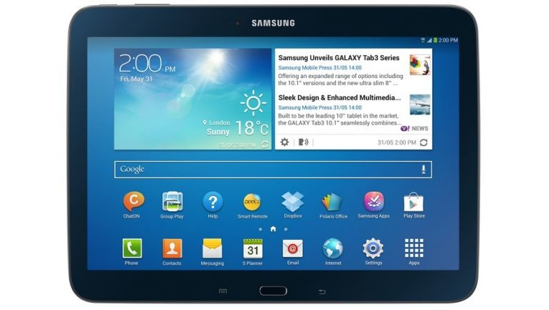 Cara Flashing Samsung Galaxy Tab 3 10.1 P5200 Mati total / Bootloop