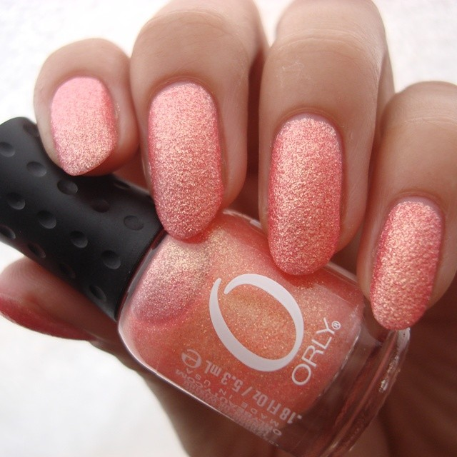 Orly - Just Peachy!