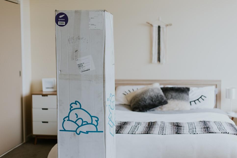 ecosa how to make mattress