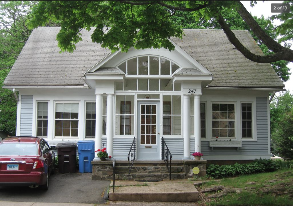 Sears House Seeker: Sears Crescent: Frank Ohlson's Testimonial Sears House
