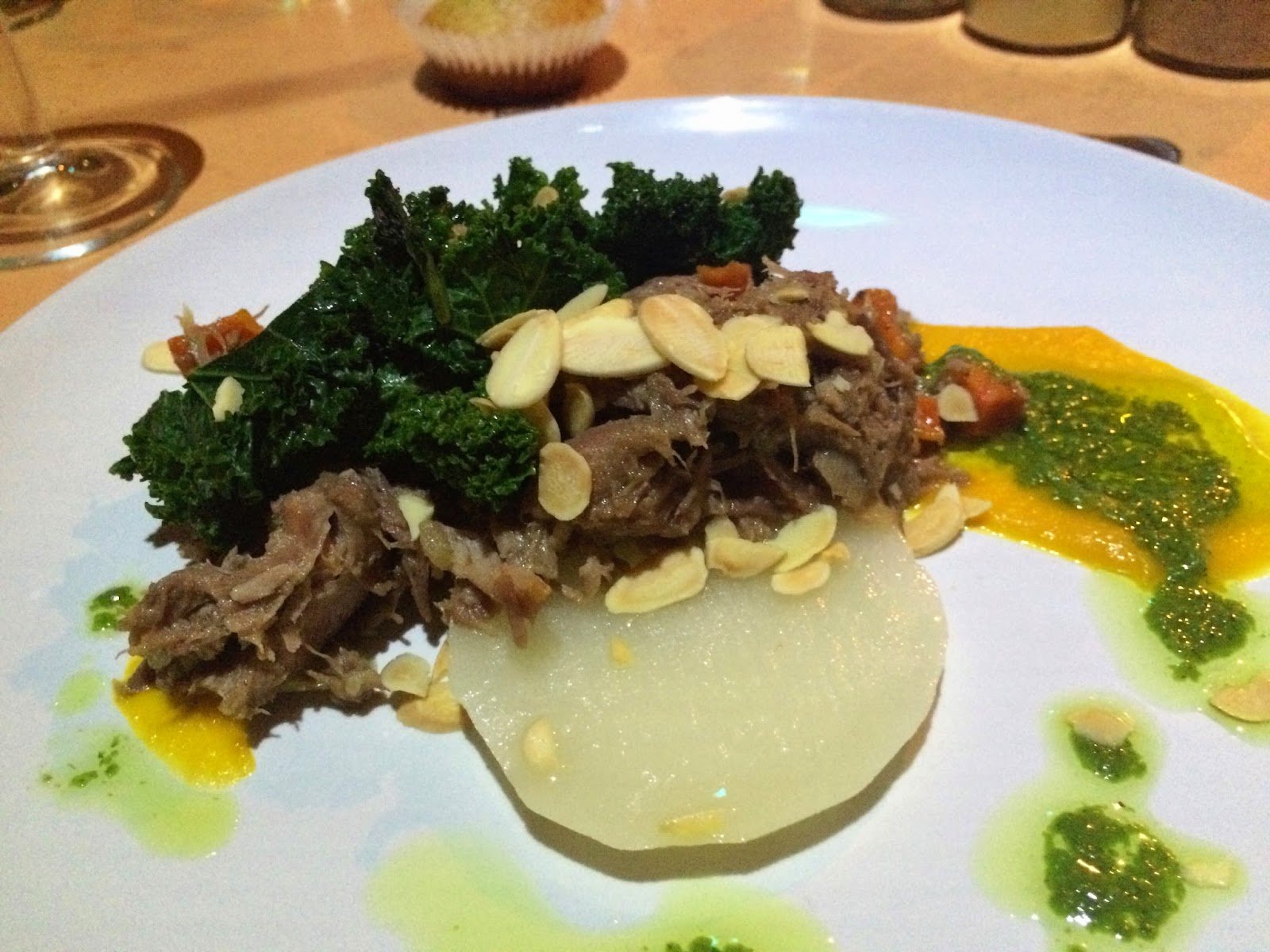 Duck ragout - Lost Gardens Of Gingerline