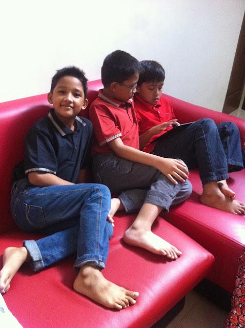 Percutian di Bandung